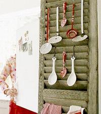 панель для кухонной утвари
