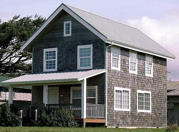 Универсальный загородный дом