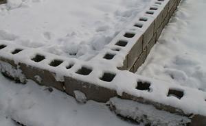 Как использовать цемент в холодное время года