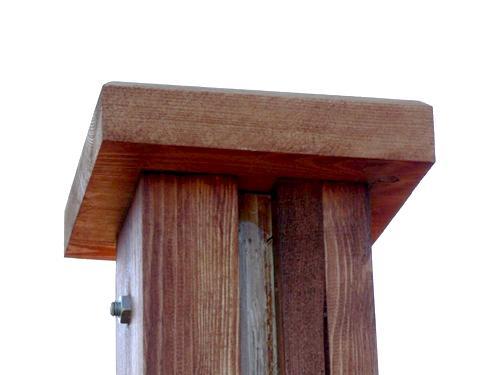 накладки на столбы