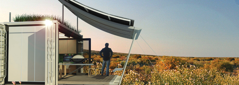 Мобильные дома для загородного отдыха – все свое везу с собой