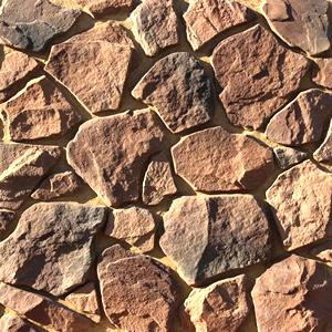 Облицовочные «каменные» плиты