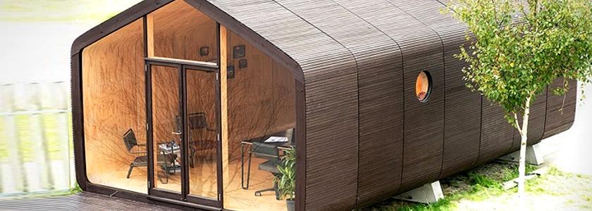 Дом из картона – выдержит все капризы природы и простоит десятилетия