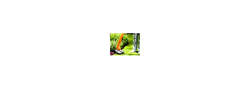 Изящный триммер для стрижки травы