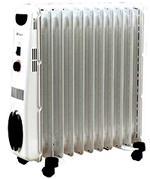 Масляные электрические радиаторы