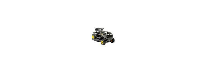 Трактор - газонокосилка