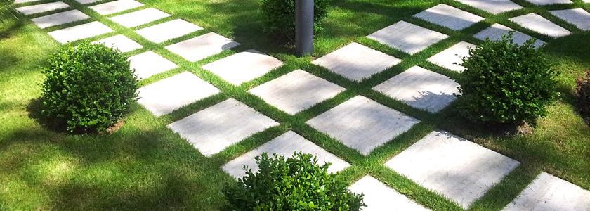 Бюджетные садовые дорожки на глинистой почве с высоким УГВ от участника портала