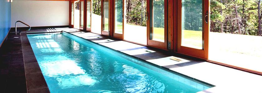Нюансы обустройства бассейна или купели в частном доме