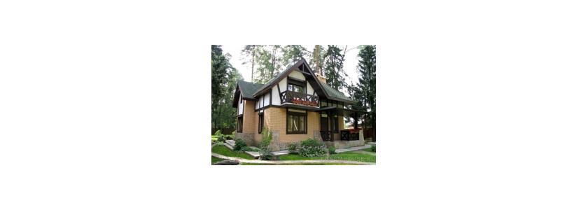 Компактный и удобный дом