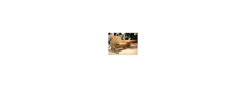 Садовая скамья-трансформер