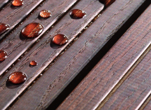 Термодревесина: особенности материала и его окраска