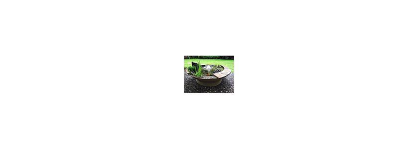 «Живые» скульптуры для сада