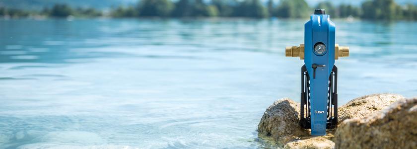 Фильтры механической очистки от BWT – выиграйте битву за чистую воду