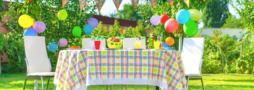 Праздник в саду: интересные решения декора участка
