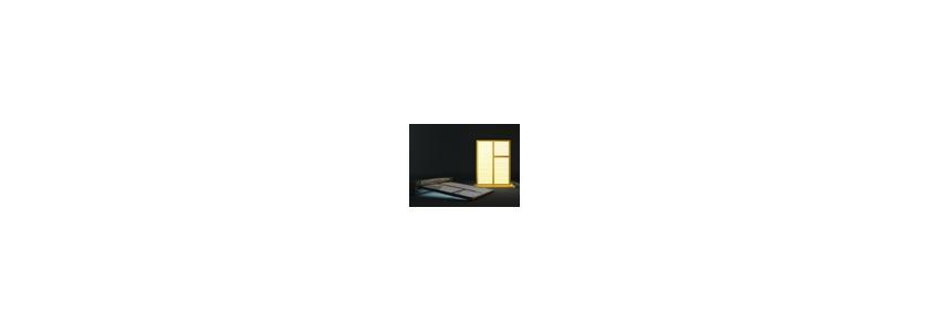 Светильник billy – включить свет в окне