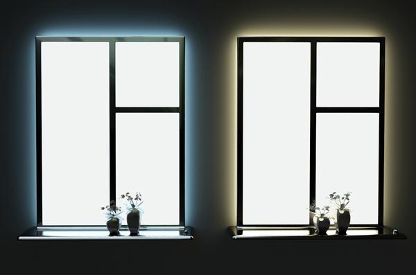 светильник окно