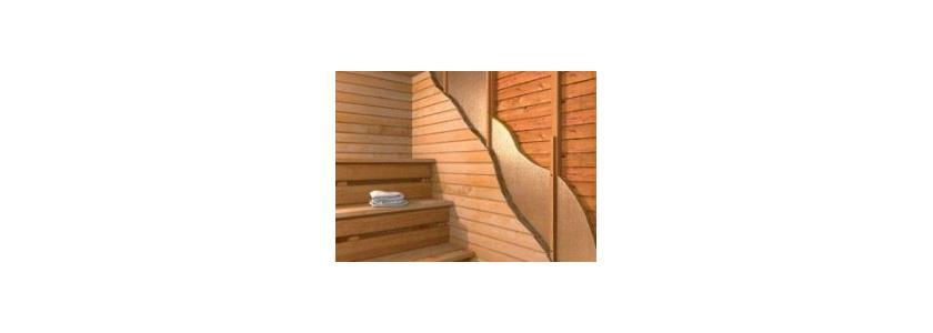 Новый изоляционный материал для бани и сауны