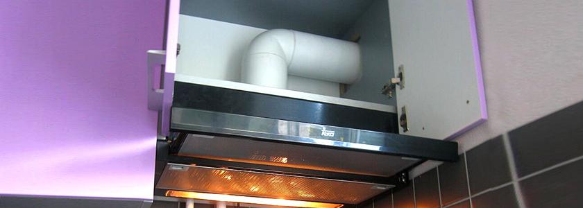Система вентиляции кухни: требования, особенности, правила обустройства