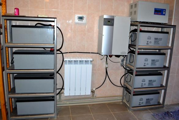 Бесперебойники для системы отопления