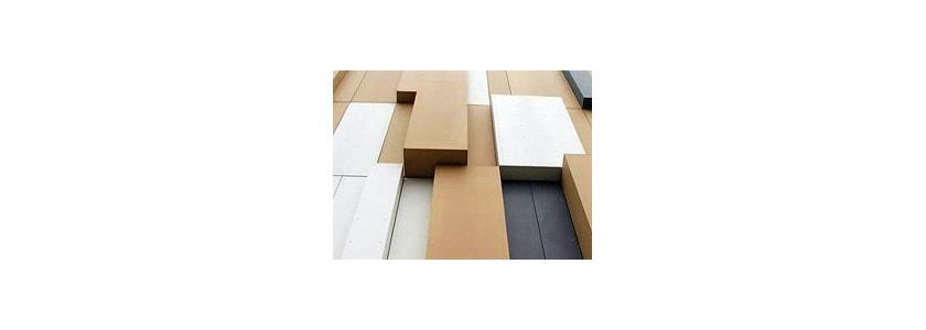 Панель для облицовки фасада и интерьера