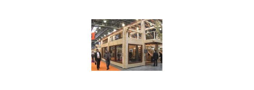 V Международный Съезд деревянного домостроения