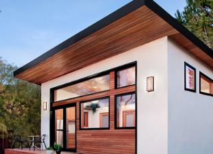 Дом из коробки – экологичный конструктор