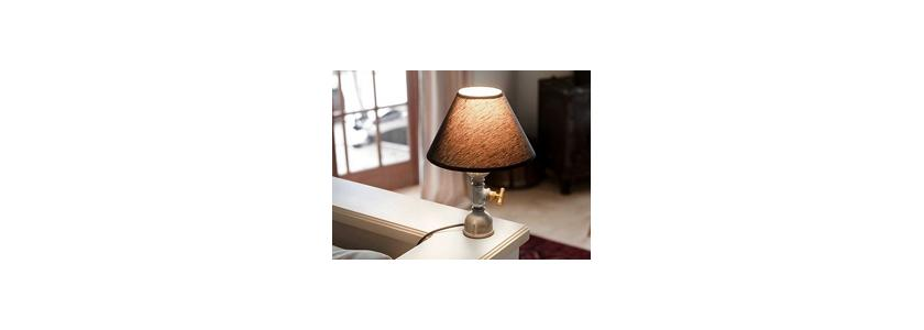 Умельцам на заметку: новые лампы из старой сантехники