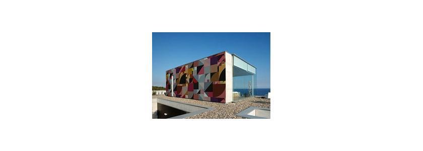 Обои для экстерьера: новая тенденция в жилищном дизайне