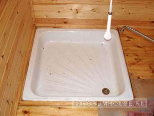 Как сделать летний душ на даче своими руками: на
