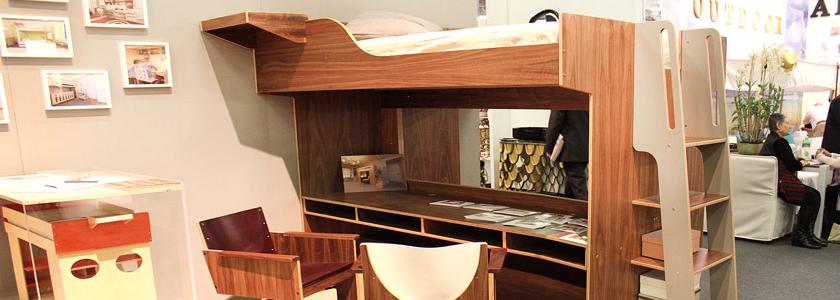 Многофункциональные кровати-чердаки – оптимизируем пространство
