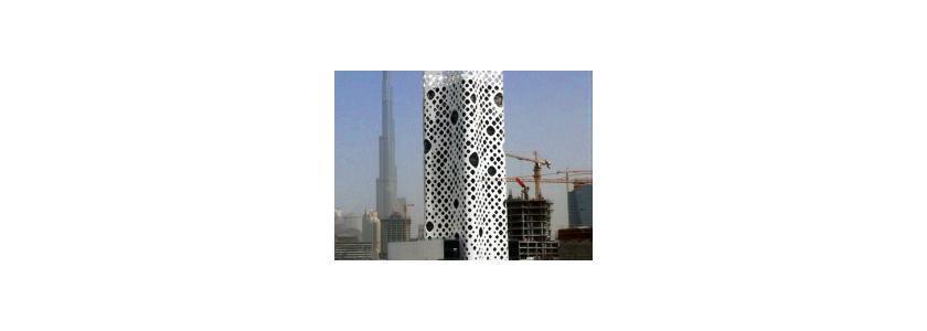 Человек батарея и небоскрёб без несущих стен
