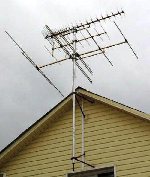 Лучшая антенна для дачи