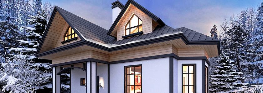 Особенности проектирования дома из газобетона