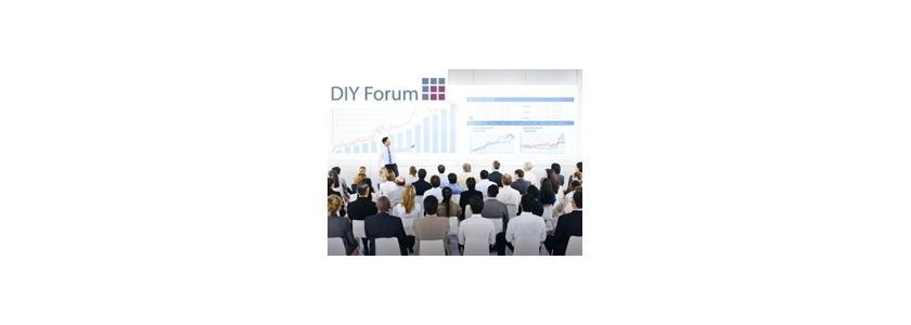 Деловой форум «Сделай сам!»-2015