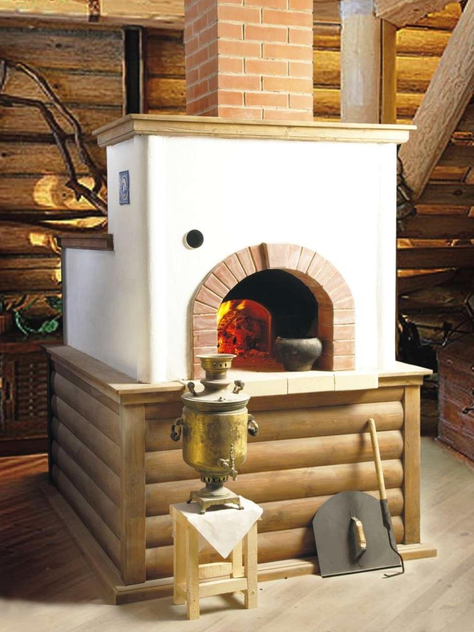 Построить печку с водяным отоплением 108