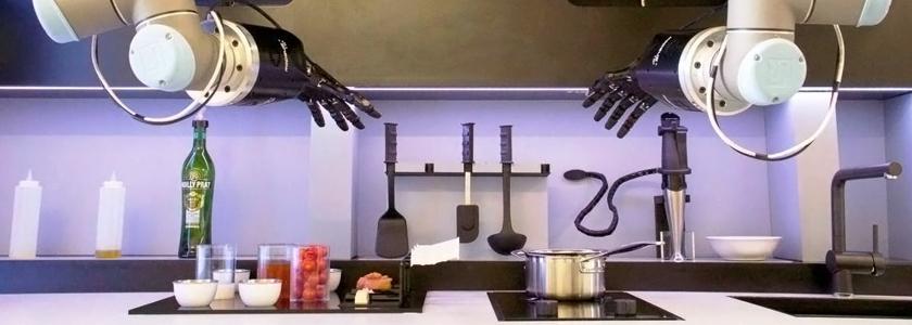 Я — робот-повар