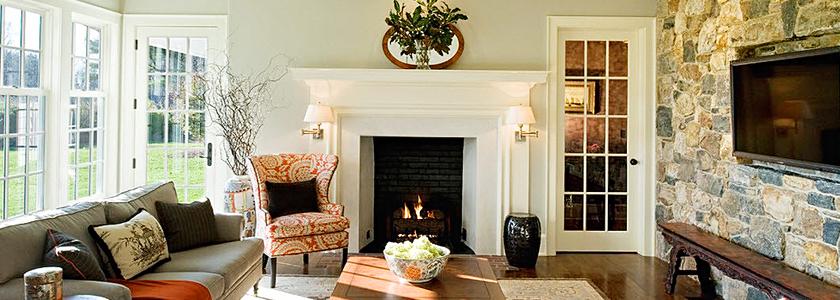 Внутренняя отделка дома: основные правила
