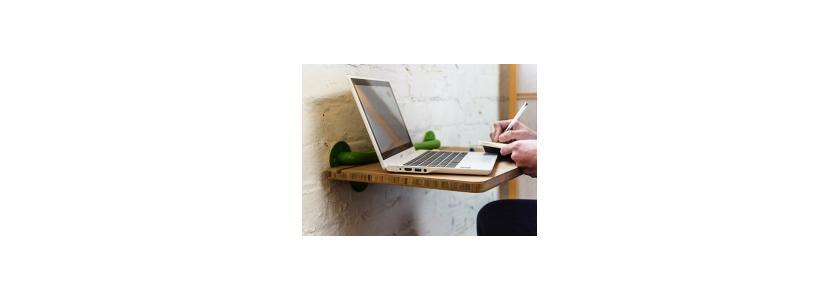 Портативный стол: роскошь минимализма