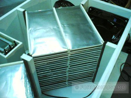 Теплообменник алюминиевый пластинчатый Теплообменник пластинчатый Свеп GX-118S Кострома