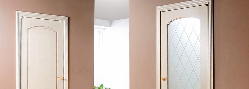 Как переделать межкомнатные двери и дверцы шкафа