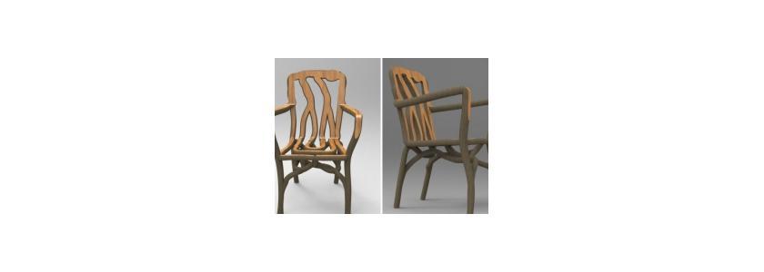 Как вырастить стул