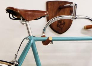 «Вешалка» и прицеп для велосипеда: идея на заметку