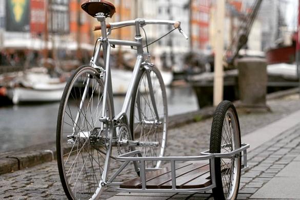 Боковые прицепы для велосипедов своими руками фото 708