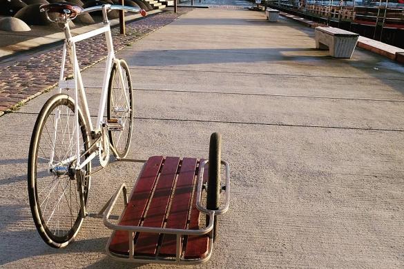 Боковые прицепы для велосипедов своими руками фото 617