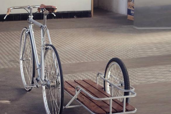 Боковые прицепы для велосипедов своими руками фото 260