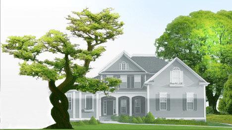 Зарегистрировать строение на дачном участке
