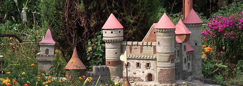Песочный замок – на века