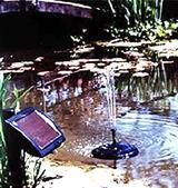 Гавайи – фонтан, работающий на солнечной энергии