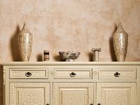 Декорируем стены: простейший способ создания рельефа