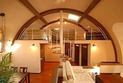 дом из пенопласта